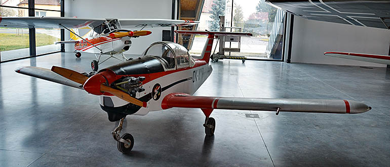 Verner W-01 Brouček: první novodobé československé amatérské letadlo