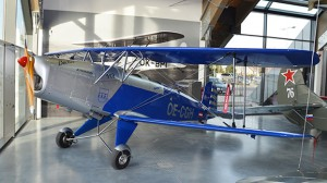 Bücker Bü 131 Jungmann: Stradivarius of light aircraft
