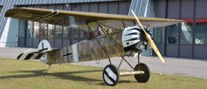 Fokker D.VIII: poslední Fokkerova stíhačka 1. světové války