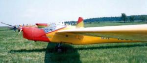 M-17 Universal - motorizovaný větroň s rozpětím 17 metrů
