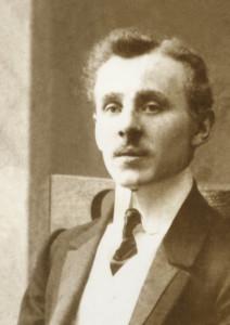 Portrét Metoděje Vlacha