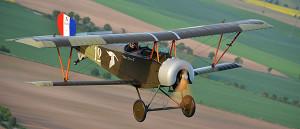 Nieuport XII: vojenský univerzál