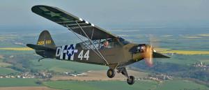 Piper Cub (L-4H) - Letecký Ford Model T