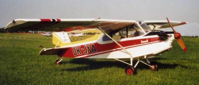 Trempík: druhý československý amatérský letoun