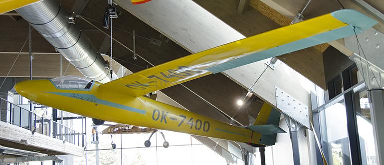 Orlík VT-116: větroň ze zlaté éry československého plachtění