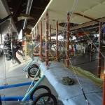Vážení letounu Caudron G3