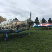 Historická letadla