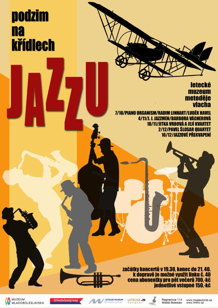 abonentní cyklus: Podzim na křídlech jazzu: Jitka Vrbová a její kvartet