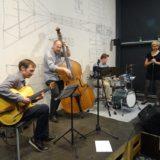 Podzim na křídlech jazzu – Pavel Šlosar quartet,chystané novinky a vánoční překvapení