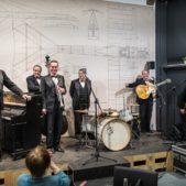 Jaro na křídlech jazzu: Melody Boys