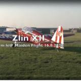 Zlín XII první let
