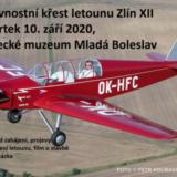 Slavnostní Křest Letounu Zlín XII